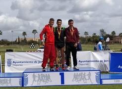campeón de España de Cross M 45