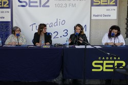 Entrevista en la SER 1