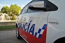 policia p