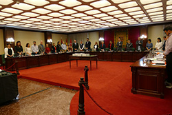 Pleno Municipal principal