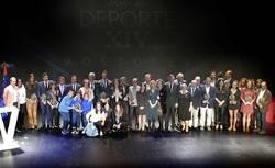Gala del deporte 1 p