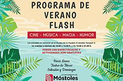 Programa de verano flash 2020 noticia