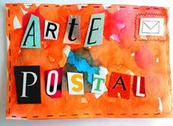 Convocatoria de Arte Postal p
