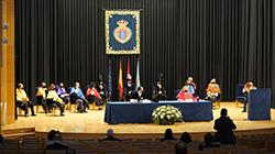 Arranca el curso en la Universidad Rey Juan Carlos cinco peq