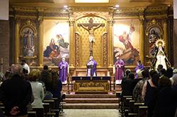 Misa del Viernes de DoloresP