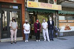 Visita a horno-repostería Pastipanp