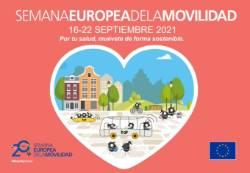 Semana Europea de la Movilidad dos mil veintiuno